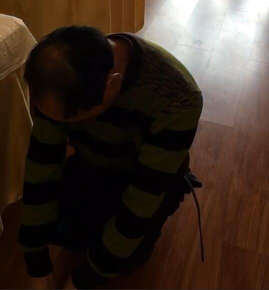 上古堂疗法理疗康复刘先生多年的腰椎病